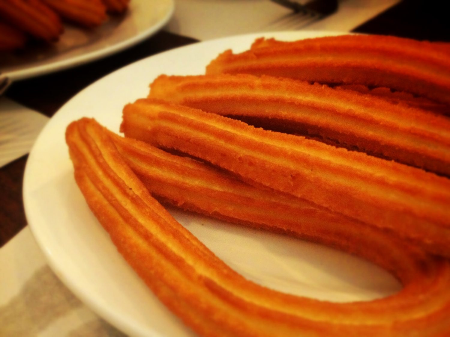 Mengenal Asal Usul Churros Grand Indonesia