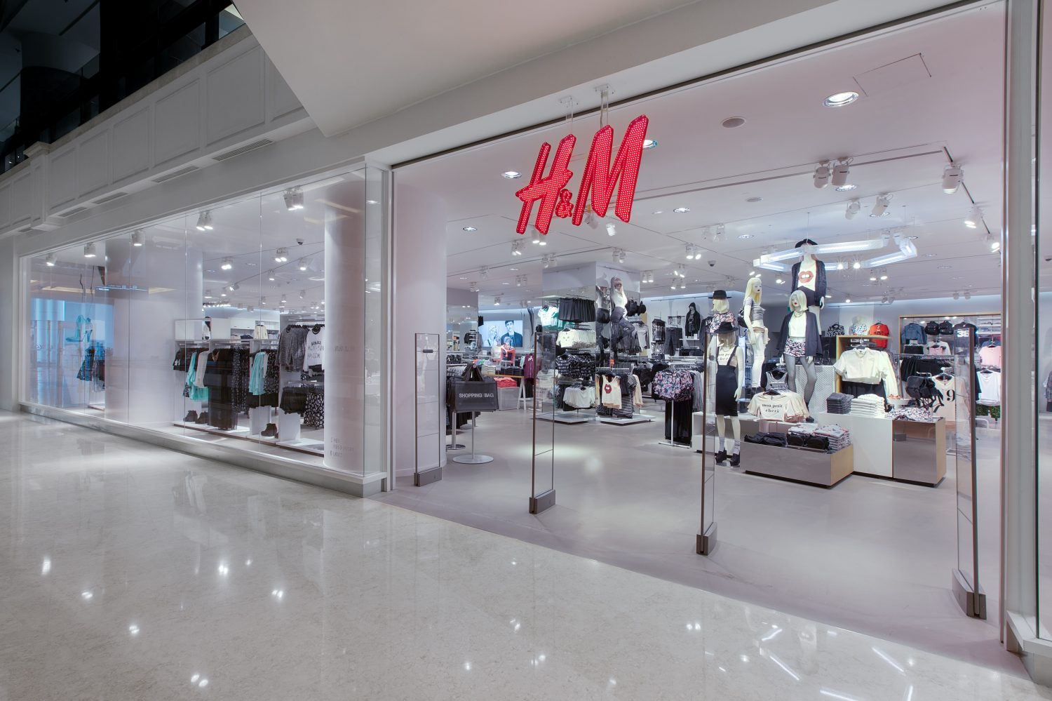 h&m - grand indonesia