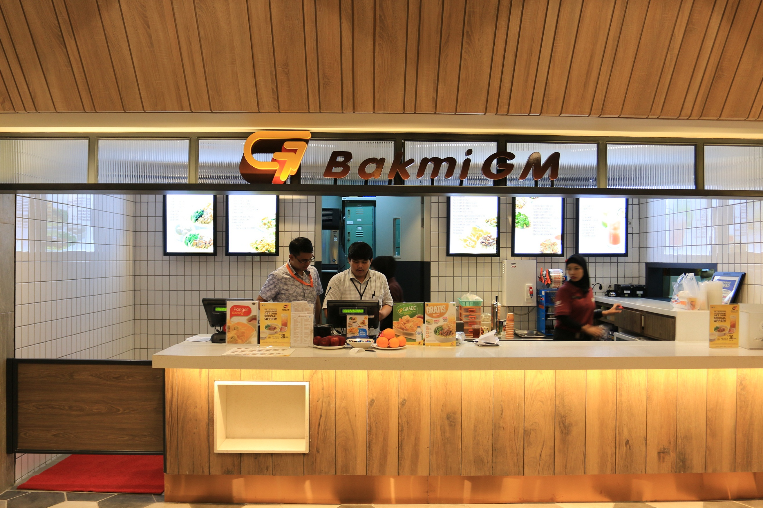 bakmi gm - grand indonesia