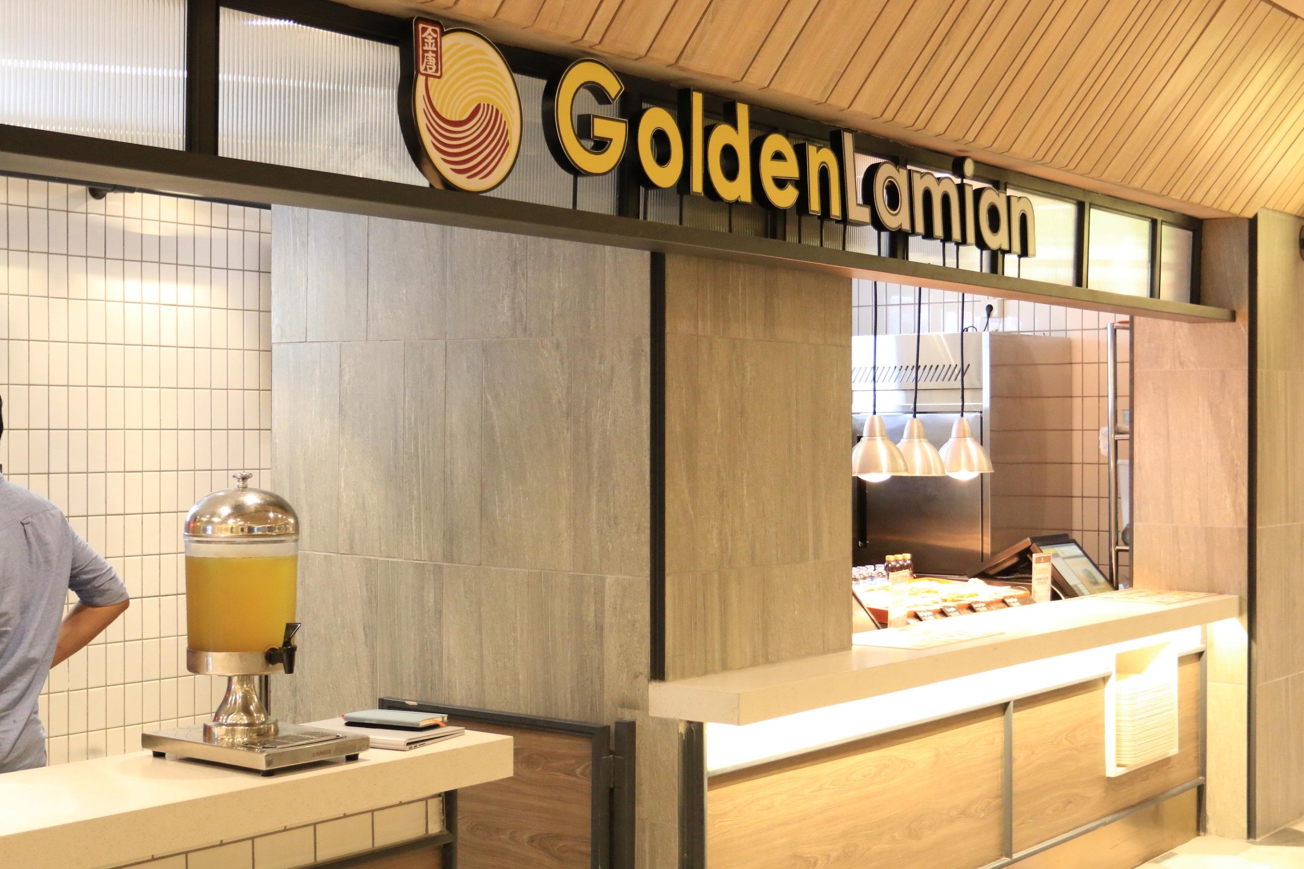 golden century lamien dim sum express - grand indonesia