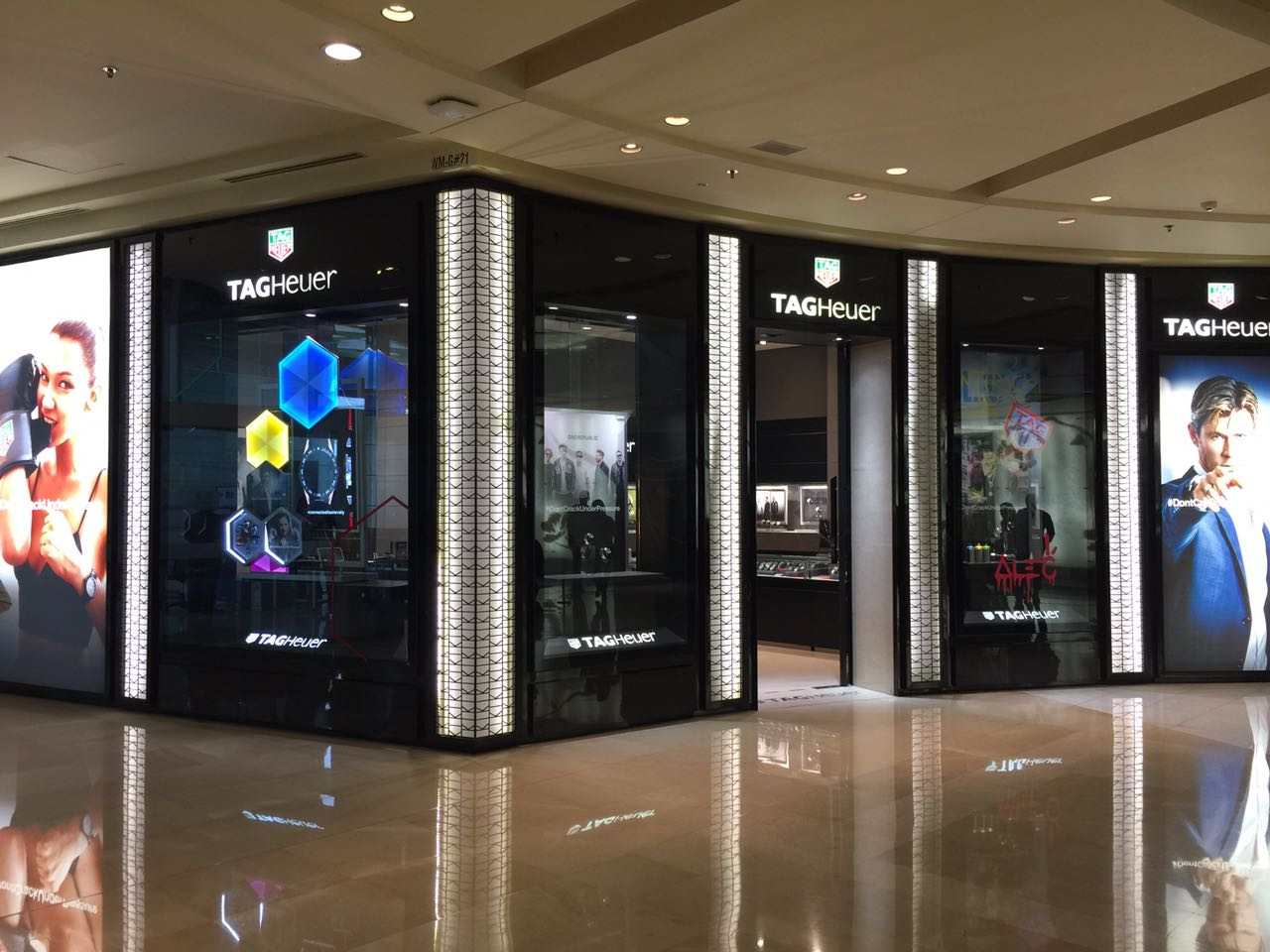 tag heuer - grand indonesia