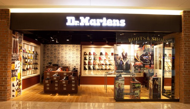 Dr. Martens (under renovation) - Grand Indonesia 3f21be0af0