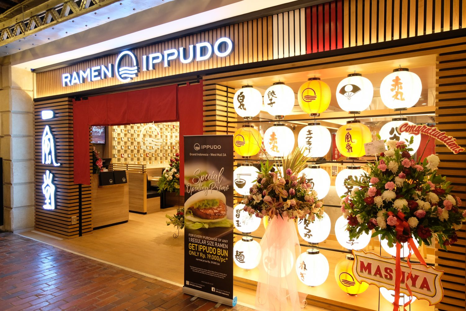ramen ippudo - grand indonesia