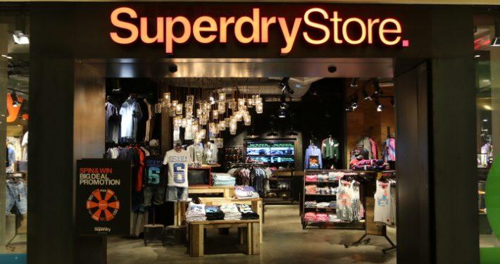 100% huippulaatua halpa virallinen Superdry - Grand Indonesia