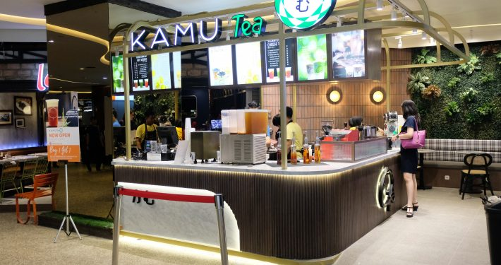Kamu Tea - Grand Indonesia