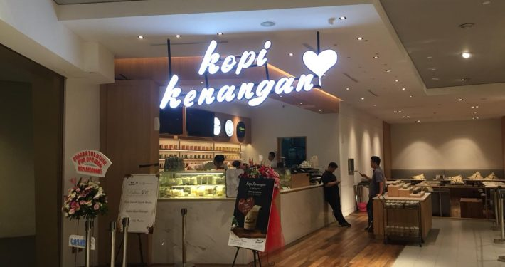 Kopi Kenangan Grand Indonesia